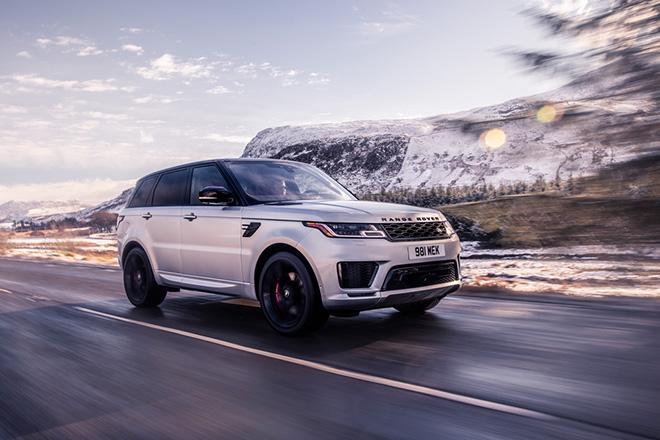 Lô xe range rover sport và velar mới về tới đại lý chính hãng tại việt nam