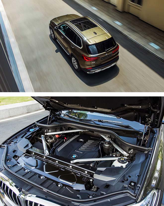 Xe suv bmw x5 thế hệ thứ 4 ra mắt tại việt nam giá hơn 4 tỷ đồng