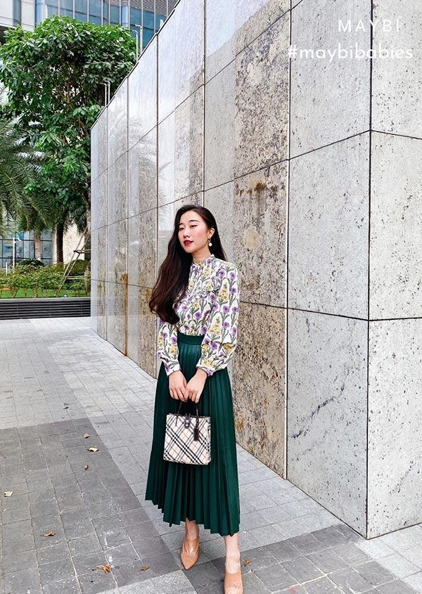 Mặc đồ xinh như Huyền My, Trúc Anh mà không lo cháy túi với thương hiệu Việt Maybi - 4