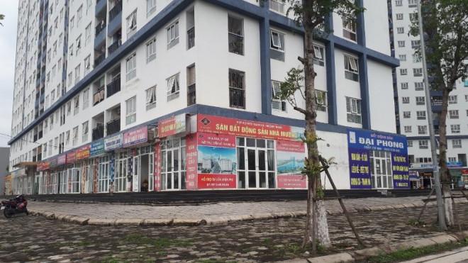 Hà Nội: Sàn giao dịch nhà đất ngủ đông, mở cửa cũng không bóng khách - 1