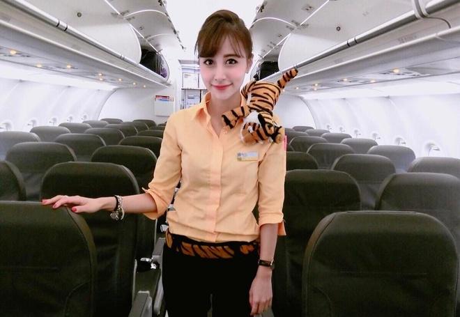 """Style đời thường của tiếp viên hàng không """"ngàn năm có 1"""" Đài Loan - 2"""
