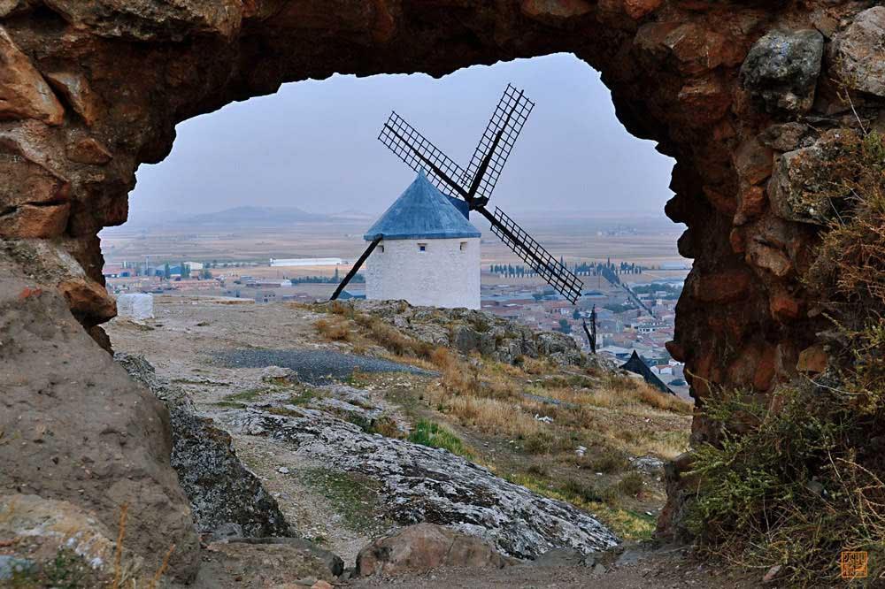 Ngỡ ngàng ngôi làng cối xay gió có thực trong truyện Đôn Kihôtê ở Tây Ban Nha - 9