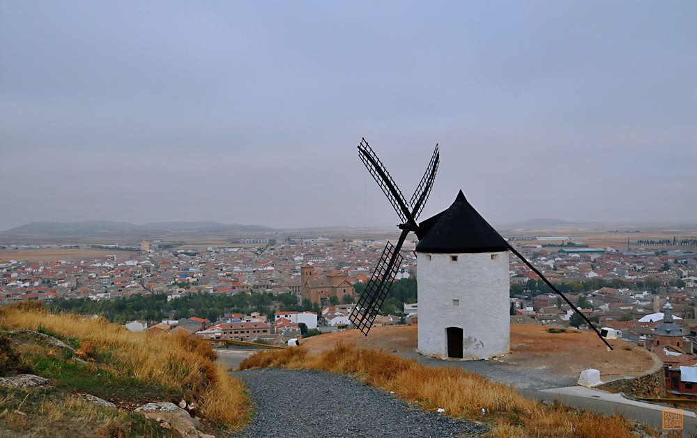 Ngỡ ngàng ngôi làng cối xay gió có thực trong truyện Đôn Kihôtê ở Tây Ban Nha - 10