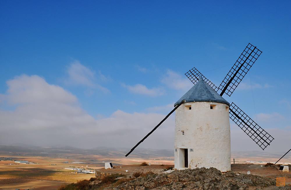 Ngỡ ngàng ngôi làng cối xay gió có thực trong truyện Đôn Kihôtê ở Tây Ban Nha - 2