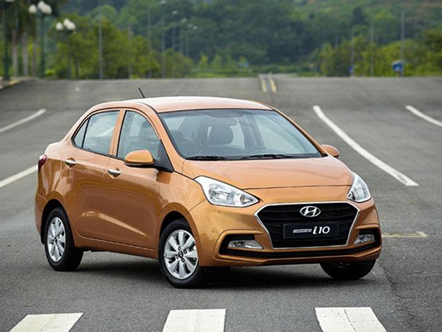 Giá lăn bánh Hyundai Grand i10 2020 cập nhật mới nhất