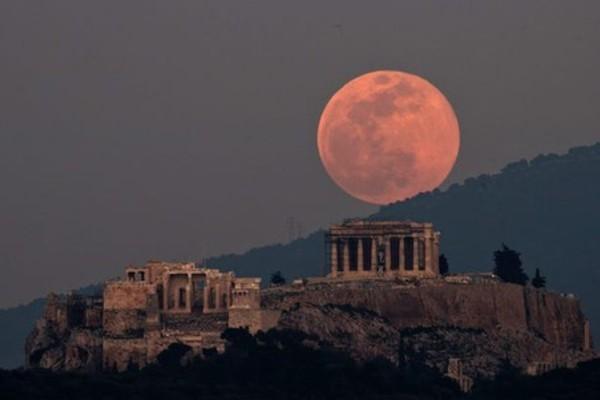 Đón siêu trăng cuối cùng của năm 2020 vào tuần tới - 2