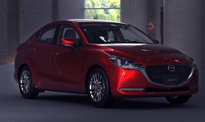Giá xe Mazda 2 2020 mới nhất bản hatchback và sedan - 5