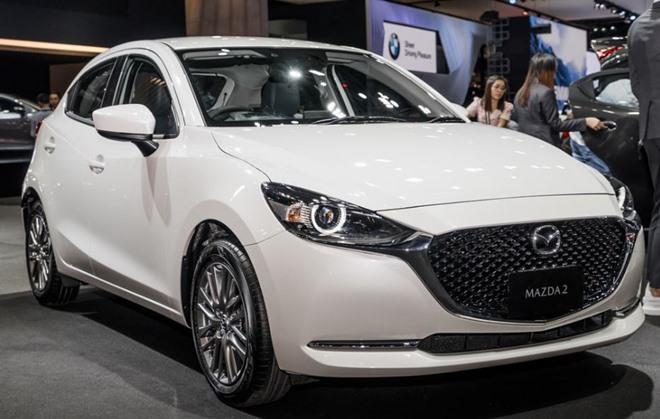 Giá xe Mazda 2 2020 mới nhất bản hatchback và sedan - 4
