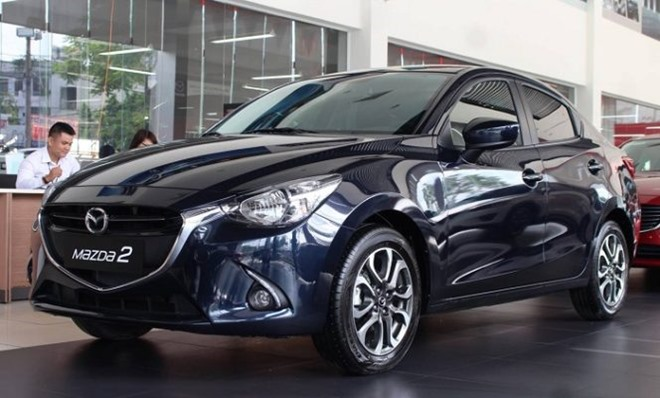 Giá xe Mazda 2 2020 mới nhất bản hatchback và sedan - 1