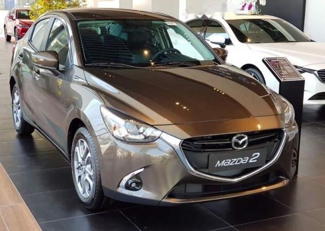Giá xe Mazda 2 2020 mới nhất bản hatchback và sedan - 6