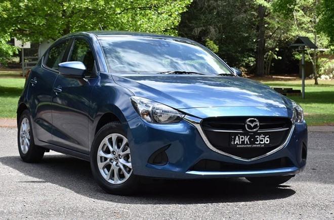 Giá xe Mazda 2 2020 mới nhất bản hatchback và sedan - 2