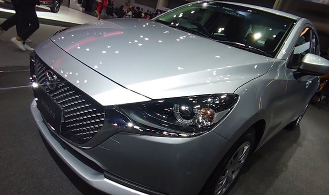 Giá xe Mazda 2 2020 mới nhất bản hatchback và sedan - 3