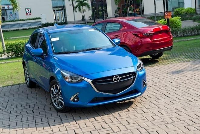 Giá xe Mazda 2 2020 mới nhất bản hatchback và sedan - 7
