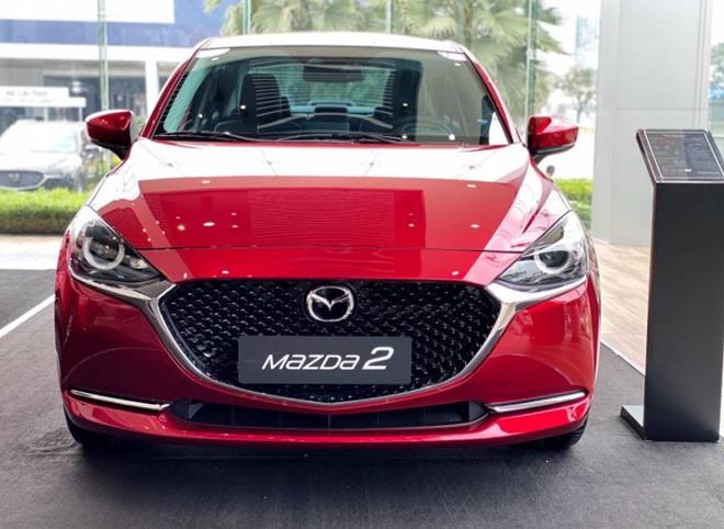 Giá xe Mazda 2 2020 mới nhất bản hatchback và sedan - 8