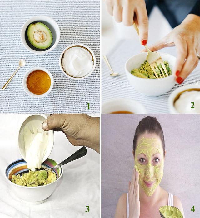 10 Cách làm và đắp mặt nạ bơ để trị mụn và dưỡng trắng da hiệu quả - 3