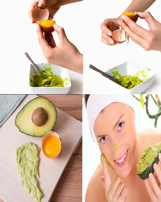10 Cách làm và đắp mặt nạ bơ để trị mụn và dưỡng trắng da hiệu quả - 5