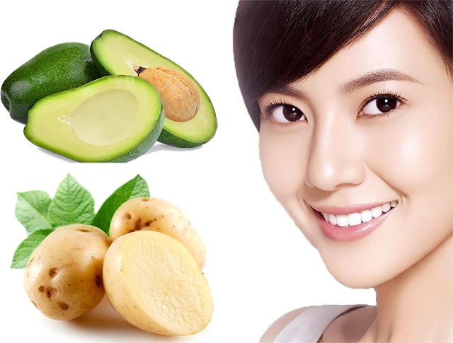 10 Cách làm và đắp mặt nạ bơ để trị mụn và dưỡng trắng da hiệu quả - 11