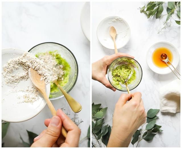 10 Cách làm và đắp mặt nạ bơ để trị mụn và dưỡng trắng da hiệu quả - 10