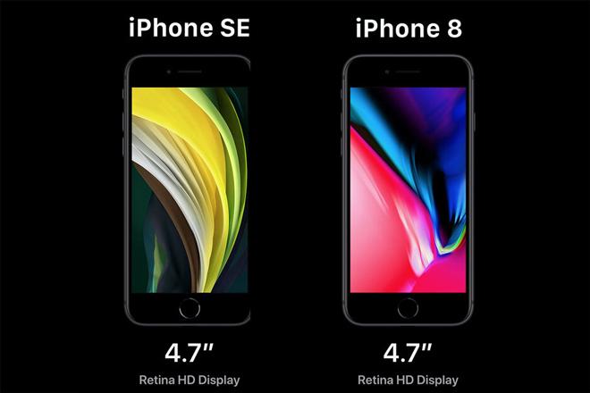 Cấu trúc iPhone SE 2020 giống 99% iPhone 8 nhưng không thể thay thế bộ phận này - 1