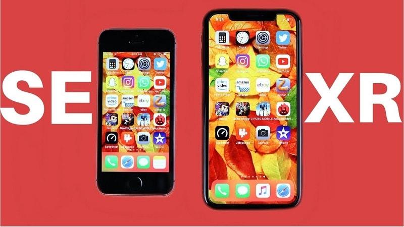 """iPhone SE 2020 vs iPhone XR: Đâu mới là """"quả táo ngon"""" phù hợp nhất cho bạn? - 1"""