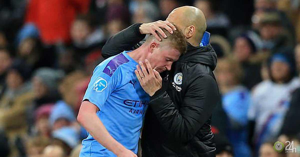 De Bruyne đắt nhất lịch sử Man City, muốn ra đi khi không được đá Cúp C1