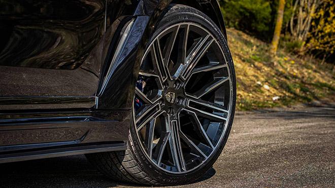 BMW X7 hầm hố hơn với gói nâng cấp từ Lumma Design - 4