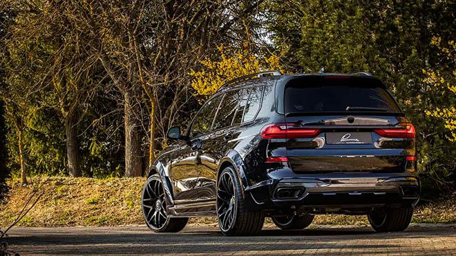 BMW X7 hầm hố hơn với gói nâng cấp từ Lumma Design - 3