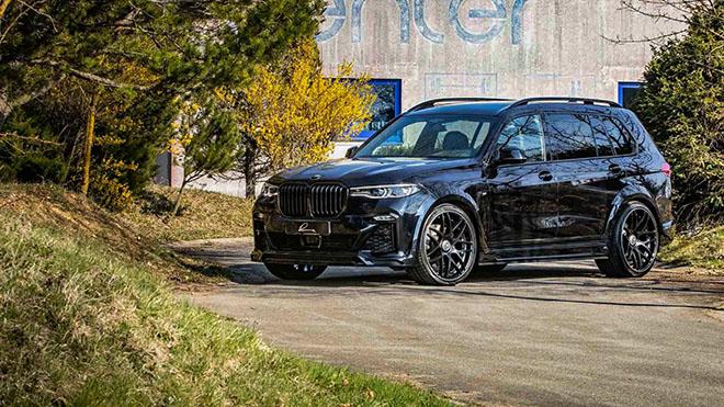 BMW X7 hầm hố hơn với gói nâng cấp từ Lumma Design - 1