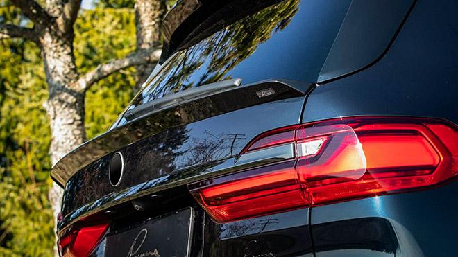BMW X7 hầm hố hơn với gói nâng cấp từ Lumma Design - 5