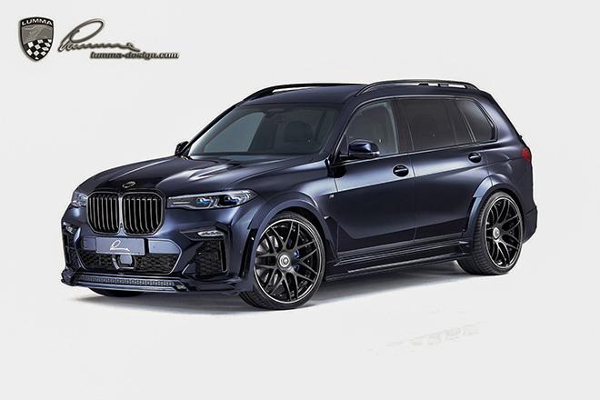 BMW X7 hầm hố hơn với gói nâng cấp từ Lumma Design - 8