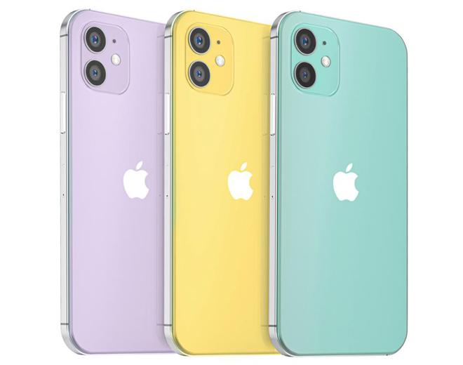 """Chưa """"trình làng"""", iPhone 12 Pro đã bị lộ phiên bản màu đỏ hút mắt - 2"""