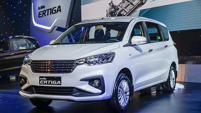 Suzuki Ertiga giảm giá sâu tới 50 triệu đồng