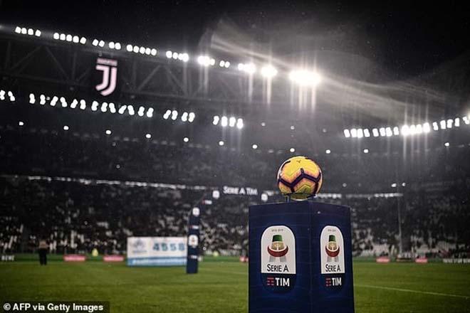 Serie A định đá 3 trận/tuần: Đại họa với Ronaldo & những ông già Juventus