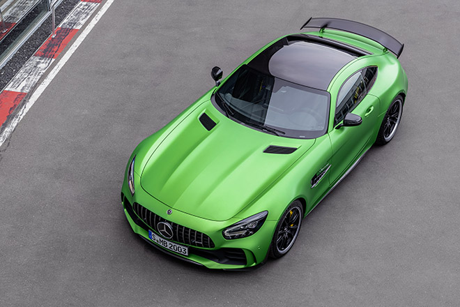 Mercedes-Benz giới thiệu 3 mẫu xe hiệu suất cao AMG tại thị trường Việt Nam - 8