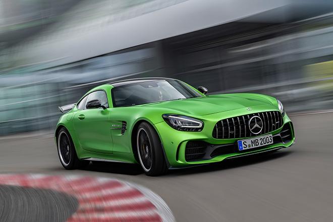 Mercedes-Benz giới thiệu 3 mẫu xe hiệu suất cao AMG tại thị trường Việt Nam - 7