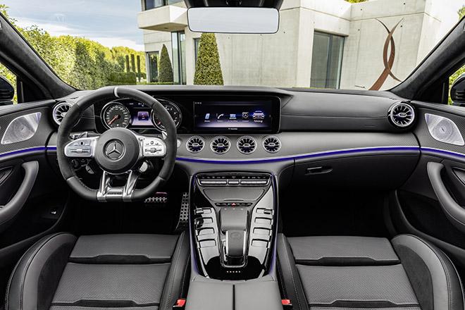 Mercedes-Benz giới thiệu 3 mẫu xe hiệu suất cao AMG tại thị trường Việt Nam - 6
