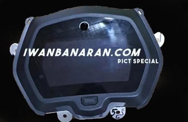 NÓNG: Rò rỉ ảnh cụm đồng hồ của Yamaha Exciter 155 VVA? - 1