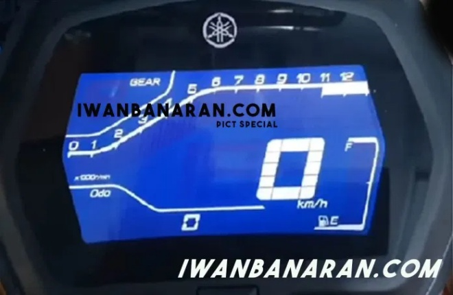 NÓNG: Rò rỉ ảnh cụm đồng hồ của Yamaha Exciter 155 VVA? - 2