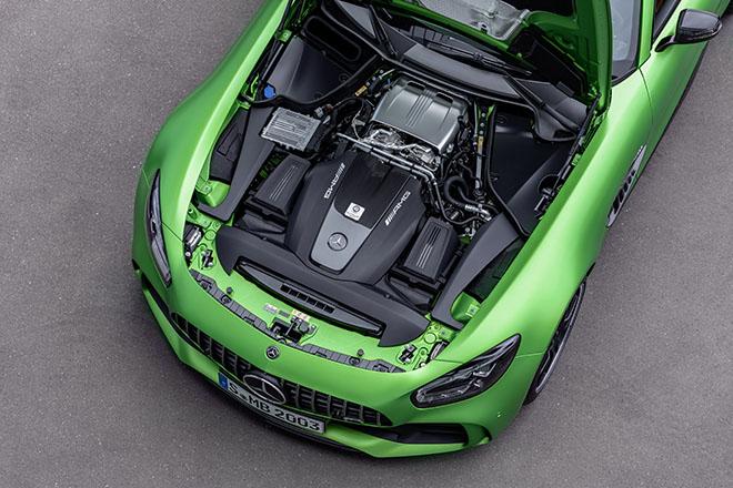 Mercedes-AMG GT R vừa ra mắt tại Việt Nam