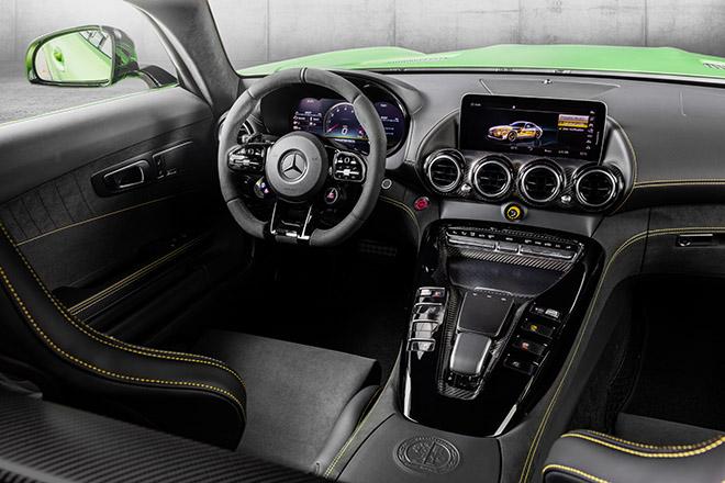 Mercedes-AMG GT ra mắt tại Việt Nam