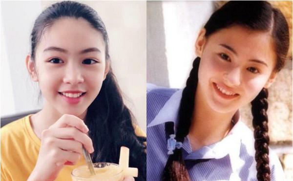 Ở tuổi dậy thì, con gái Quyền Linh giống nàng thơ đẹp nhất của Châu Tinh Trì - 3