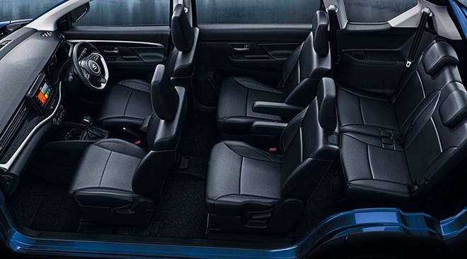So sánh Suzuki XL7 và Mitsubishi Xpander Cross, ngang tài nhưng chênh giá - 5