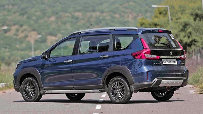 So sánh Suzuki XL7 và Mitsubishi Xpander Cross, ngang tài nhưng chênh giá - 10