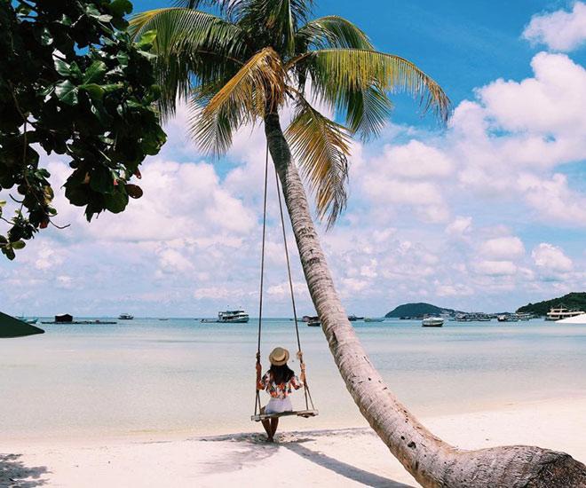 Du lịch Phú quốc rộn ràng vào mùa cao điểm hè 2020