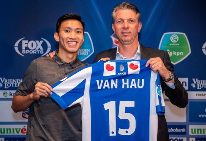 Văn Hậu ở giải Hà Lan: Tại sao HLV CLB Heerenveen muốn ký tiếp hợp đồng?