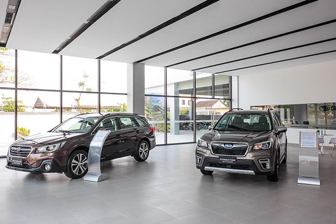 Bảng giá xe Subaru tháng 5/2020, không quá nhiều sự thay đổi - 4