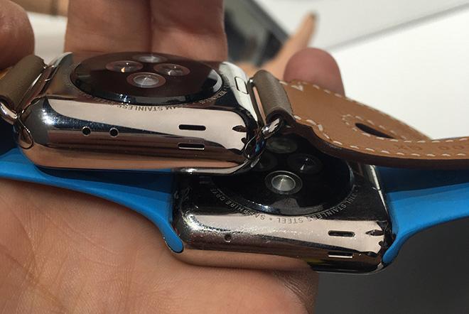 Nên mua Apple Watch vỏ thép hay vỏ nhôm? - 3