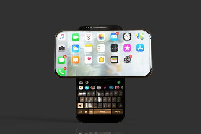 Cùng chiêm ngưỡng ý tưởng iPhone 14 xoay ảo diệu - 3