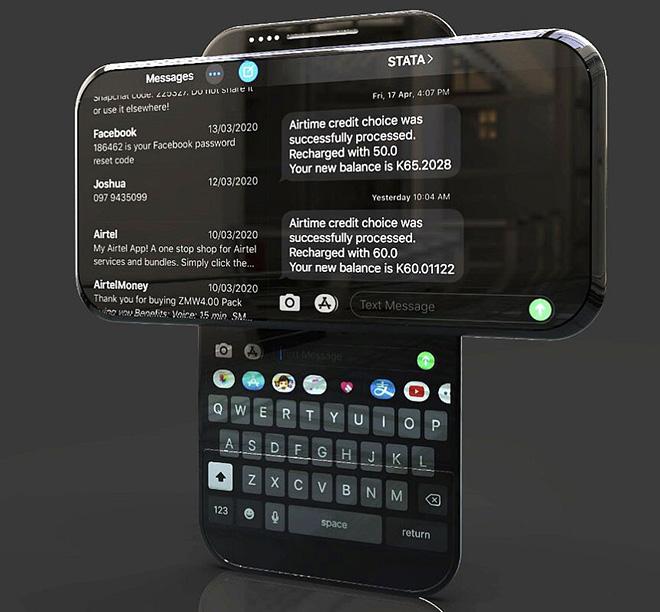 Cùng chiêm ngưỡng ý tưởng iPhone 14 xoay ảo diệu - 2