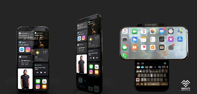 Cùng chiêm ngưỡng ý tưởng iPhone 14 xoay ảo diệu - 4